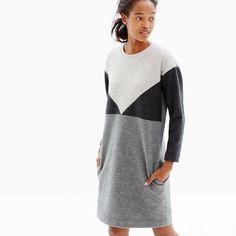 Madewell geo-tilt shift dress #giftwell