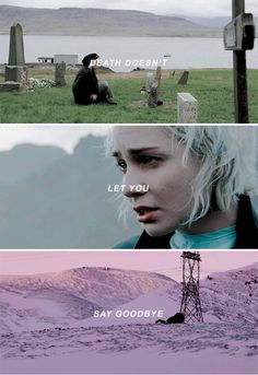 it just carves holes in your life, in your future, in your heart. #sense8