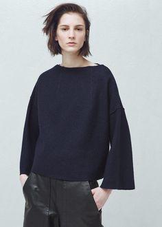 PREMIUM - Wool-blend top