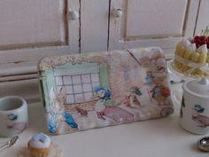 Jemima Padle Duck & Peter Rabbit Ceramic by Twelvetimesmoreteeny, €4.10