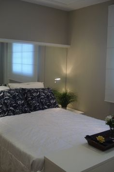 Quarto Casal empreendimento Arboretto Green Life #RS / Arboretto Green Life Master Bedroom