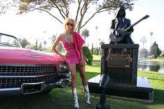 Linda & Johnny Ramone ;)