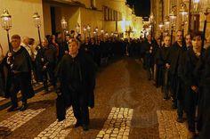 Elvas: Procissão do Mandato visitou igrejas na cidade   Portal Elvasnews