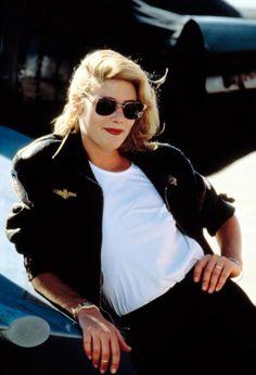 Top Gun (1986) - Kelly McGillis