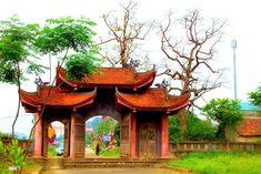 """Thien Ton Door"" Scenic historic spiritual Temples and Caves Thien Ton Ninh Binh Province Vietnam Photographer: Khoi Tran Duc Gazebo, Outdoor Structures, Doors, Explore, Landscape, Caves, Temples, Spiritual, Beauty"