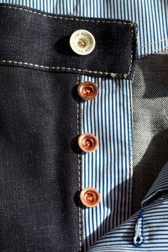 Button fly. Zippertravel.com