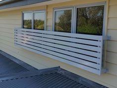Baton Style Window Screen Window Privacy Screen, Powder Coat Colors, Porch Swing, Outdoor Furniture, Outdoor Decor, Color Schemes, Windows, Boho, Kitchen