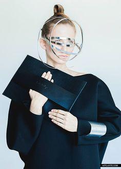 The House AW'2014/2015 Fashion Collection // Baiba Ladiga | Afflante.com