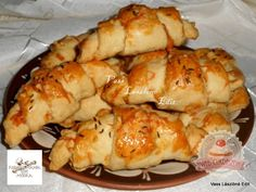 Érdekel a receptje? Kattints a képre! Savoury Baking, Cauliflower, Shrimp, Biscuits, Muffins, Bread, Cheese, Chicken, Vegetables