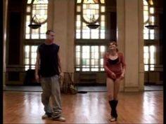 STEP UP ~ Channing Tatum & Jenna Dewan 'Dance Move'