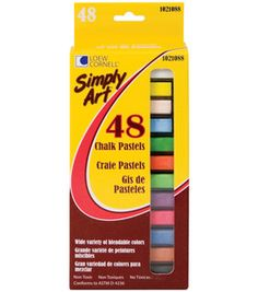 Great for Hair chalking!!