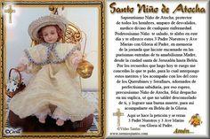 santitos de la salud oraciones | Rincón de la Oración