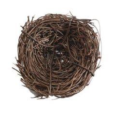 Nesting Birds Bird Nests (set of 6)