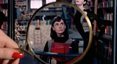 Funny Face (1957, Stanley Donen) / Cinematography by Ray June