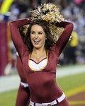 #Washington #Redskins #cheerleaders