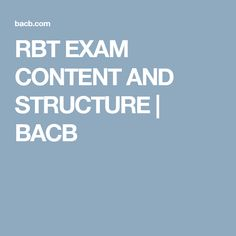 RBT Exam Study Guide - Preference Assessments - YouTube
