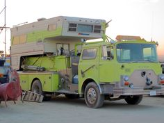 Truck Camper of the day! #DefineYourRoad
