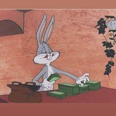 cartoon meme and mood image Cartoon Kunst, Cartoon Icons, Cartoon Memes, Cartoon Art, Cute Cartoon, Cartoon Characters, Cartoon Wallpaper, Disney Wallpaper, Bux Bunny