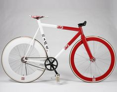 2009 Independent Fabrication Ox concept bike.