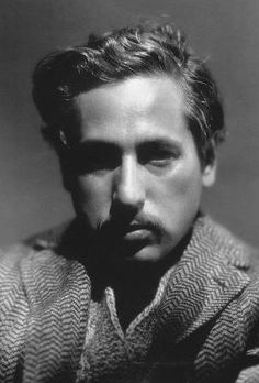 Josef von Sternberg (1894-1969) was an Austrian-American film director who made one of Europe's first talkies, The Blue Angel.