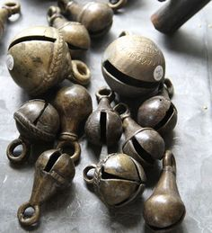 Bells symbolize leaving behind bad experiences, wrong deeds and ill luck of the previous year.