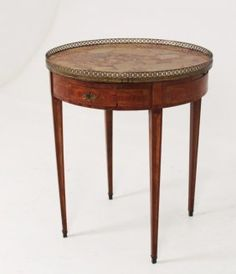 19TH C. FRENCH BOUILLOTTE TABLE