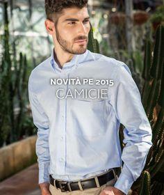 Camicie in puro cotone e in lino, fresche e leggere per l'arrivo del caldo. #newcollection #ss2015 #pure cotton #shirts