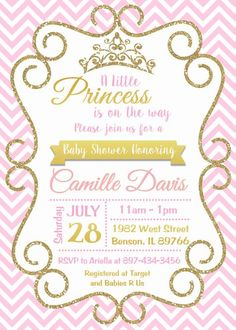Pin De Compra Festa Em Convite Virtual Pinterest Princesa