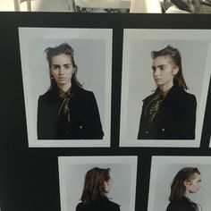 #insidenkpr goes #BTS at @MulberryEngland's #FW16 show & #JohnnyCoca's 1st collection as creative director!! #LFW