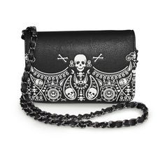 Carrying your stuff just got a whole lot cooler with this NEW classic #Loungefly Bandana crossbody bag. http://www.loungefly.com/whatsnew/view-all-whatsnew/loungefly-embossed-bandana-wallet-on-a-chain.html