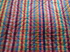 Dorso colcha patchwork Cristina