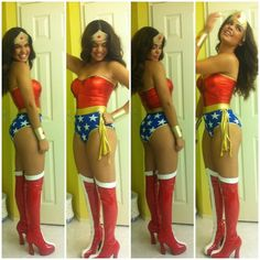 Wonder Woman costume!!!!