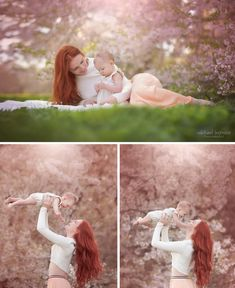 We've had a chance to catch up with so many of our favorite clients over the past month.Of course you'll remember our maternity shoot amidst the cherry blossomswith this gorgeous Mommy-to-be last Spring.One year later, and look how much has changed!! #blossoms #familyportrait #michaelkormos