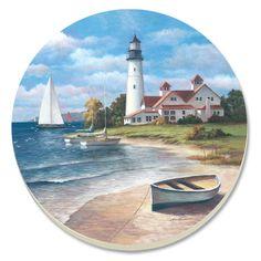 Home Decor: Lighthouse Theme