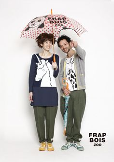 FRAPBOIS FRAPBOIS ZOO http://www.stylife.co.jp/cm/styling?snap=5837