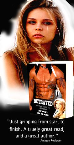 """Ms Eve writing style draws you in to the story so fast all you want to do is finish reading to see what happens to the characters. i am so hooked Ms. Eve, Betrayed"""" http://www.amazon.com/BETRAYED-Hed-Get-Girl-Cost-ebook/dp/B00DIAYEAG/ref=sr_1_sc_1?s=books&ie=UTF8&qid=1420596336&sr=1-1-spell&keywords=eve+rabi+betrsyed"""