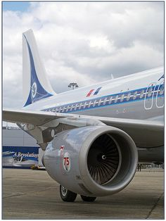 Aircraft Engine, Aviation Industry, Air France, Jets, Airplanes, Engineering, World, Planes, Aircraft