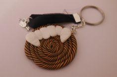 Porte-clés spécial Halloween - porte-clé & bijoux - LesCreadeNana - Fait Maison