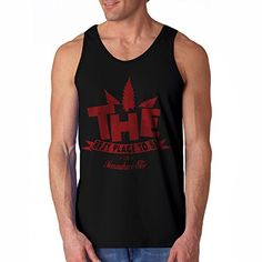 Buy this cool #Tanktop : Wellcoda   The Best Place to Be Men NEW Sub Culture Smoking Tank Top Black S. Visit micbear.com