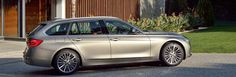 Galerie: Test BMW 320i Touring xDrive