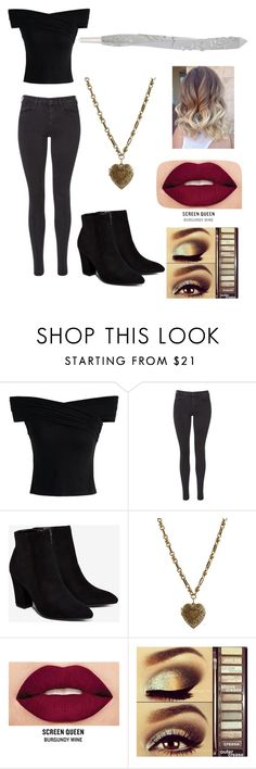 """Untitled #30"" by rissaspidey on Polyvore featuring Chicwish, Maison Scotch, Billini, Etro, Smashbox and Urban Decay"