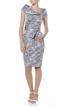 Dresses - CONCORDE JACQUARD DRESS