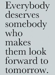Everyone deserves