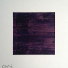 #342 | square abstract painting (original) | acrylic on white board | size 9 cm x 9 cm | boardsize 15 cm x 15 cm | https://www.etsy.com/shop/quadrART