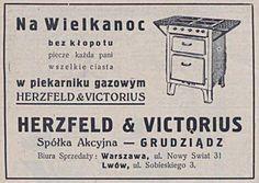 Atqa Beauty Blog :: Wielkanoc. Reklama prasowa, 1938.