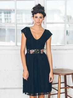 Elisa Lace Dress