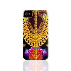 Ghana Gold Chain iPhone 4(s) Case www.kende.co.uk