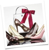 Such a great idea! Shoes that come with different height heels that you can interchange :-)