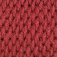 Tfs Tunisian Full Stitch from My Tunisian Crochet: Basic Stitches