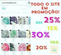 PROMOÇÃO  Todo o site está em promoção com descontos de 05% a 30%! Corre porque a promoção vai só até amanhã!